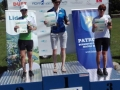 Wyścig MTB - Ewa Rzepka Lisdzbark, 2 miejsce