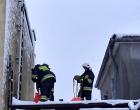 Strażacy odśnieżają  2019-02-04 (4)