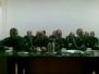 Posiedzenie Zarządu Oddziału Gminnego OSP RP w Brzoziu