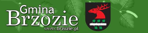 Gmina Brzozie - logo