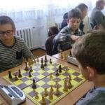 P1090216 150x150 - SP W. Leźno - Mikołajkowy turniej szachowy