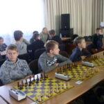 P1090222 150x150 - SP W. Leźno - Mikołajkowy turniej szachowy