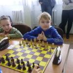 P1090227 150x150 - SP W. Leźno - Mikołajkowy turniej szachowy
