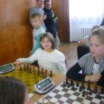 P1090229 150x150 - SP W. Leźno - Mikołajkowy turniej szachowy