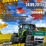 2017-09-24 FESTYN-BARWY-JESIENI - 24.09.2017 - PLAKAT