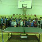 Turniej Tenisa stołowego w Wielkim Leźnie