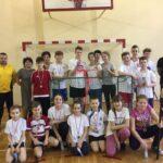 Turniej Unihokeja dla uczniów klas IV-VIII 16.01.2019 r. Jajkowo