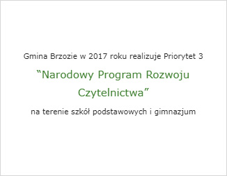 Narodowy program rozwoju czytelnictwa - Strona główna