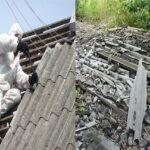 Usuwanie i unieszkodliwianie azbestu
