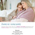 2019-04-11 - bezpłatna mammografia
