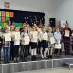 Uczennice SP Jajkowo w rejonowym etapie Ligi Czytelników
