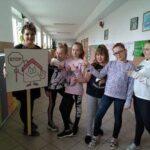 AKCJA BEZPIECZNA PRZERWA – w szkole w Brzoziu