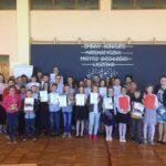 Gminny Konkurs Matematyczny Mistrz Biegłości Liczenia w Brzoziu