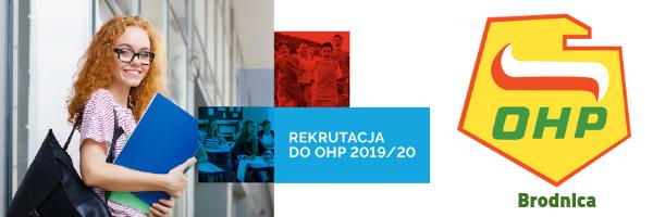 brodnica - Kształcenie, rozwój osobisty i zawodowy w OHP