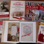 Wystawka książek w Gminnej Bibliotece Publicznej w Brzoziu