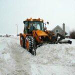 Nabór ofert na zimowe odśnieżanie dróg
