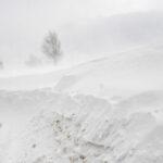 Intensywne opady śniegu, zamiecie i zawieje śnieżne